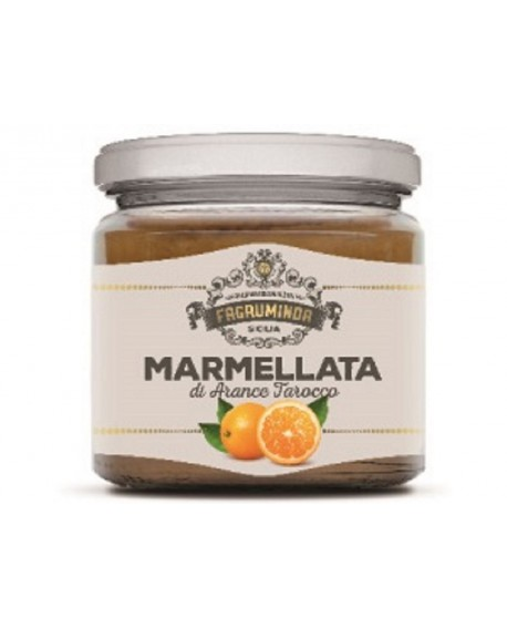 Marmellata di Arance Tarocco 100g - Fagruminda