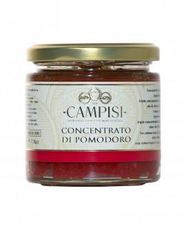Concentrato di pomodoro - vaso vetro 220 g - Campisi