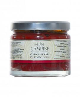 Concentrato di pomodoro - vaso vetro 650 g - Campisi
