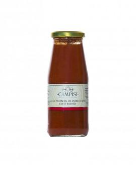 Salsa pronta di Pomodoro Datterino - vaso vetro 430 g - Campisi