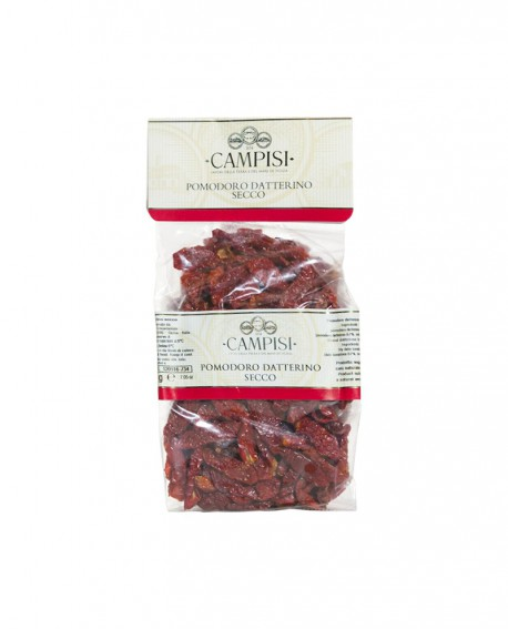 Pomodoro Datterino secco 200 g in flow pack - Campisi