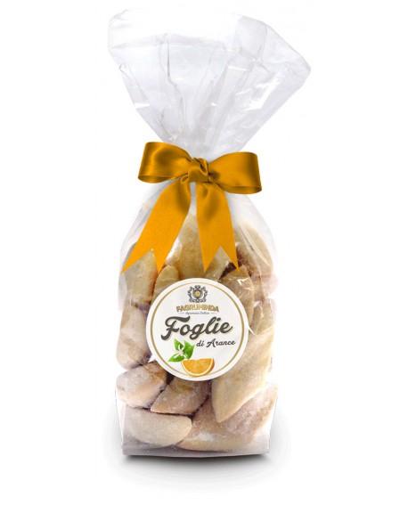 Biscotti Foglie di Arance 200g - Fagruminda