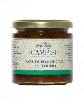 Patè di Pomodoro Datterino - vaso vetro 220 g - Campisi
