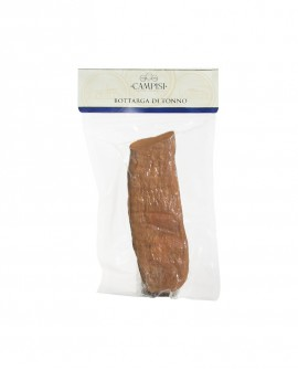 Bottarga di Tonno Rosso in busta sottovuoto - trancio a peso variabile 100 g - Campisi
