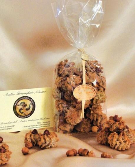 Pasta alla nocciola gr 250 Antico - Torronificio Nisseno