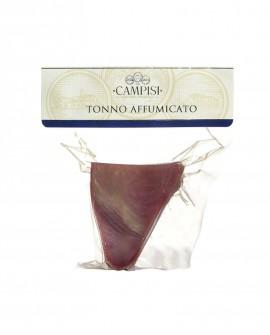 Tonno affumicato in busta sottovuoto - trancio a peso variabile - Campisi
