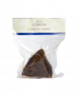 Cuore di Tonno in busta sottovuoto - trancio 300g - Campisi