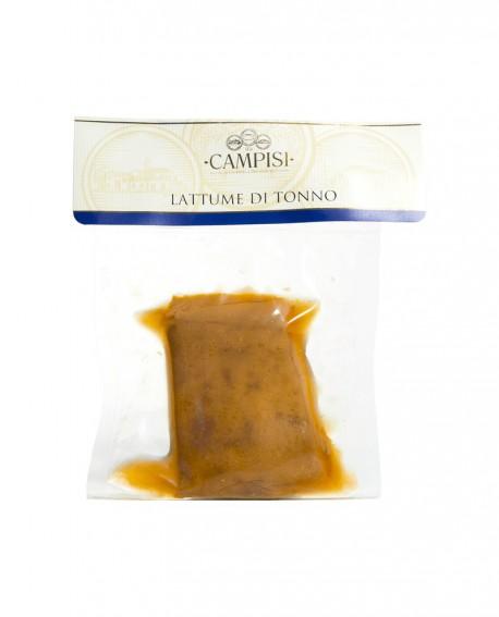 Lattume di Tonno in busta sottovuoto - trancio a peso variabile - Campisi