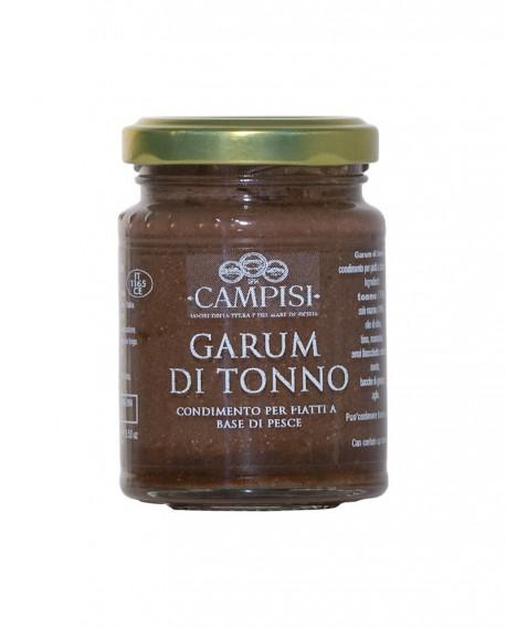 Garum di Tonno - vaso vetro 100 g - Campisi