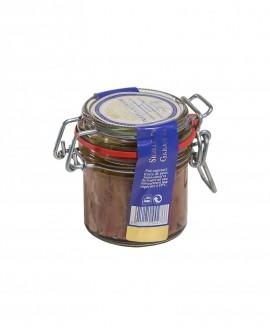 Filetti di Acciughe Extra in Olio di Oliva vaso ermetico 100g - Campisi