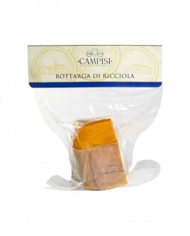 Bottarga di Ricciola trancio 100 g - Campisi