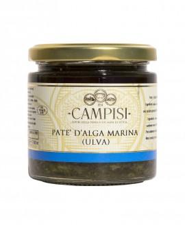 Patè di alga marina (ulva) - vaso vetro 220 g - Campisi