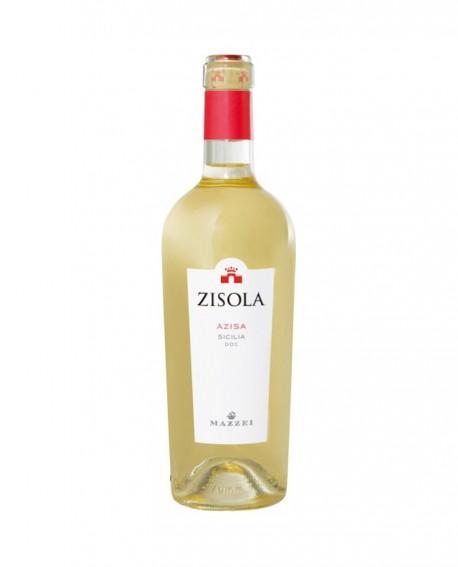 Azisa Bianco Sicilia DOC 2016 - 1,5 lt - Zisola - Mazzei 1435