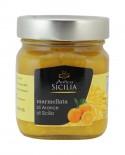 Marmellata di arance di Sicilia - 210 g - Antica Sicilia