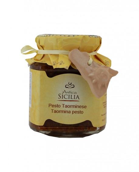 Pesto Taorminese - 90 g - Antica Sicilia