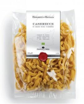 CASARECCE pasta di grano duro Siciliano BIO - Sacchetto 500 g - Frantoi Cutrera Segreti di Sicilia