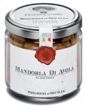 Mandorla di Avola al naturale - vasetto di vetro 212 - 100 g - Frantoi Cutrera Segreti di Sicilia