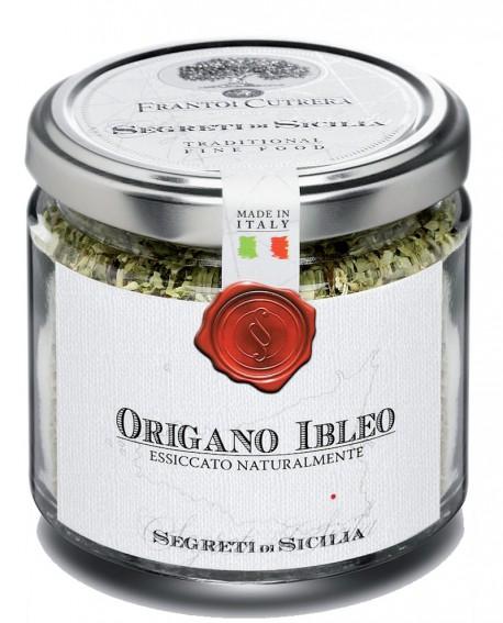 Origano Ibleo - vasetto di vetro - 25 g - Frantoi Cutrera Segreti di Sicilia