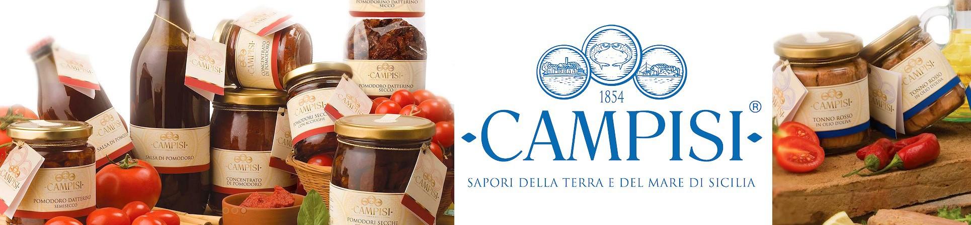 Salsa di pomodoro, pachino, pomodori secchi - Campisi vendita online